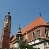 Basilica of the Sacred Heart of Jesus of the Jesuits in Krakow